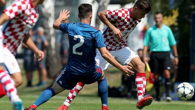 Zagreb: Hrvatska U19 i Feyenoord na Memorijalnom turniru Mladen Ramljak