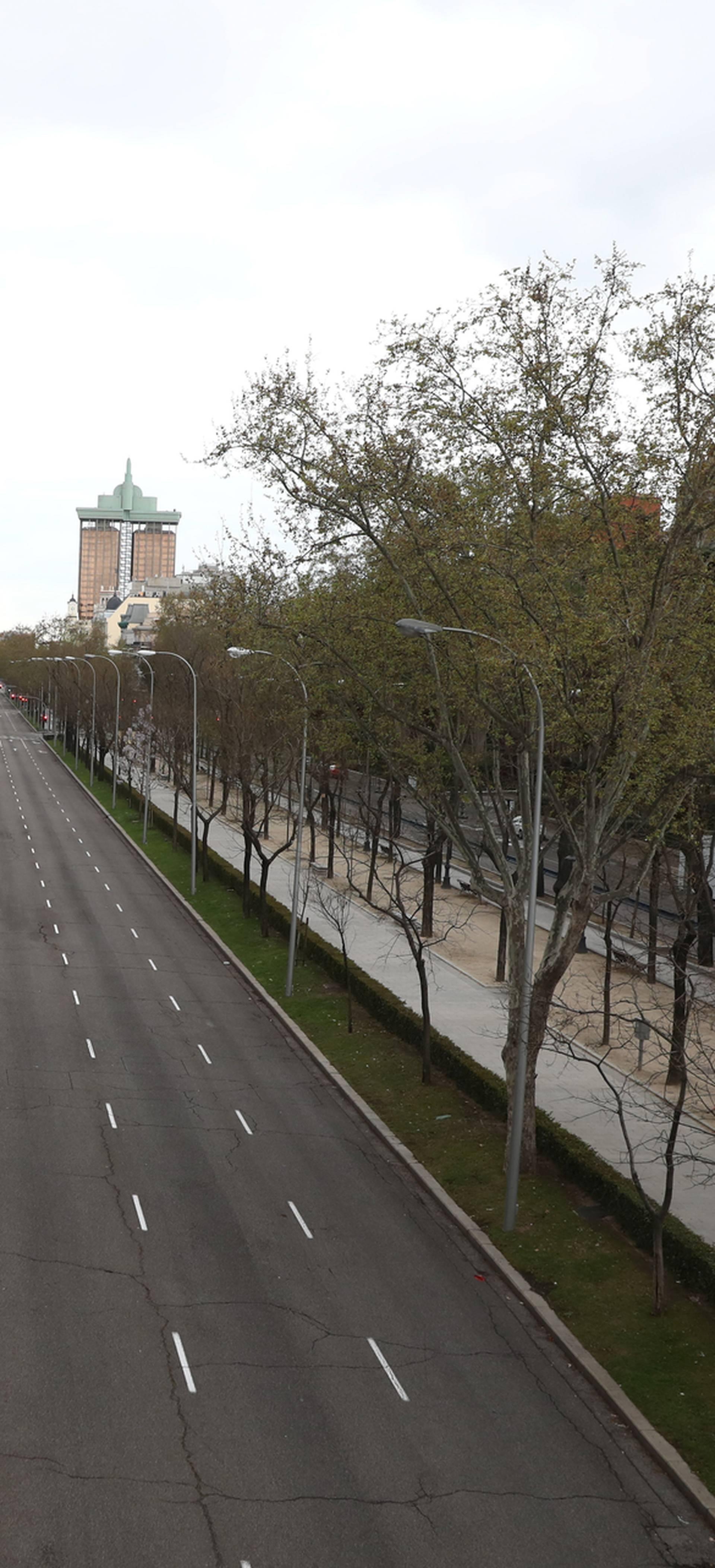 Korona pokosila Madrid: 'Želim udahnuti zrak, vidjeti ulice...'