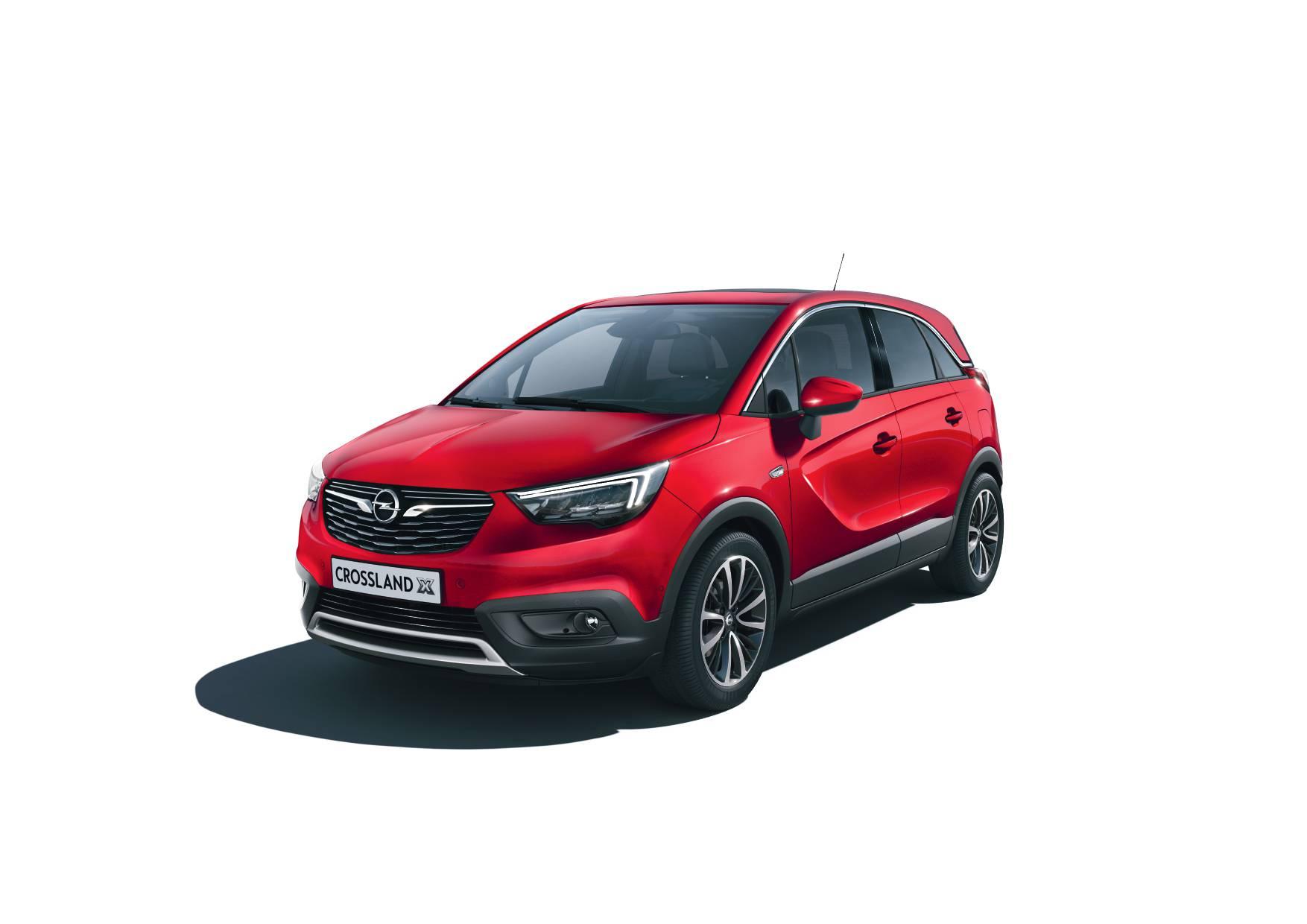 Od utorka: Zaigraj i osvoji fantastični Opel Crossland X