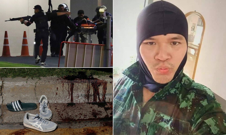 Ubili su vojnika koji je pobio najmanje 26 ljudi na Tajlandu