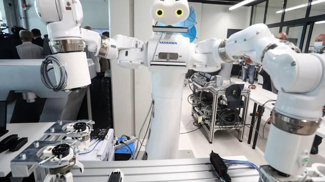 Na FSB-u otvorili Regionalni centar za robotske tehnologije
