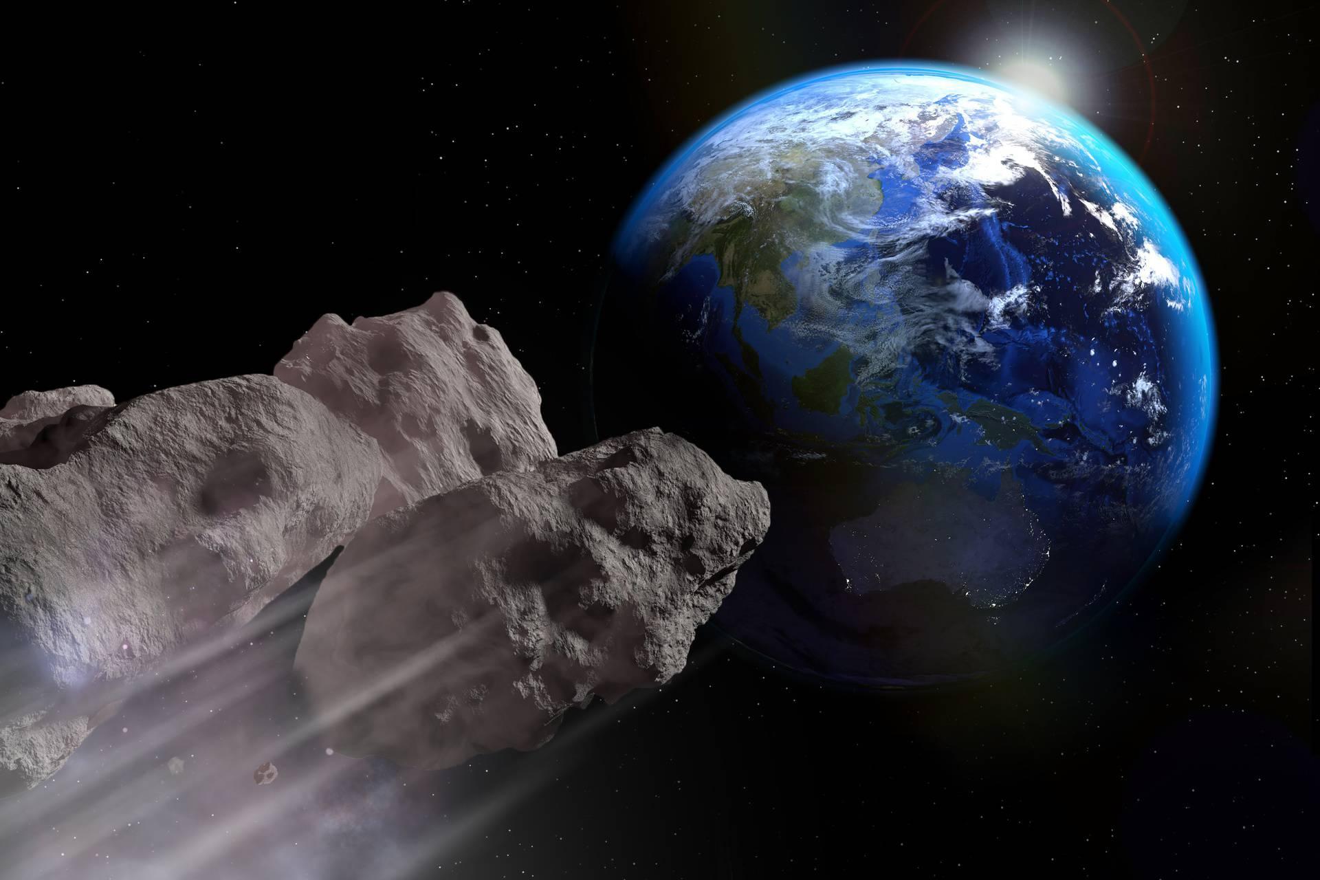 Asteroid juri prema Zemlji: Ima 0,41 posto šanse da nas pogodi!