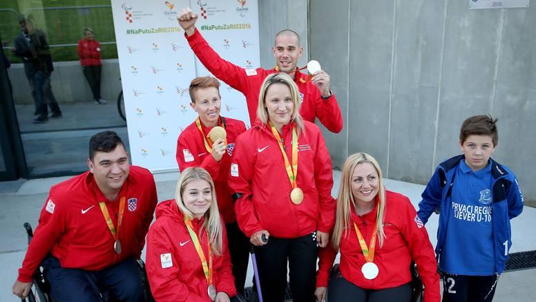 Hrvatska lovi nove medalje na POI: Ovo su svi naši osvajači...