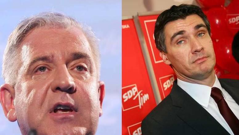 Najnoviji rezultati DIP-a: SDP 56, HDZ  66 mandata