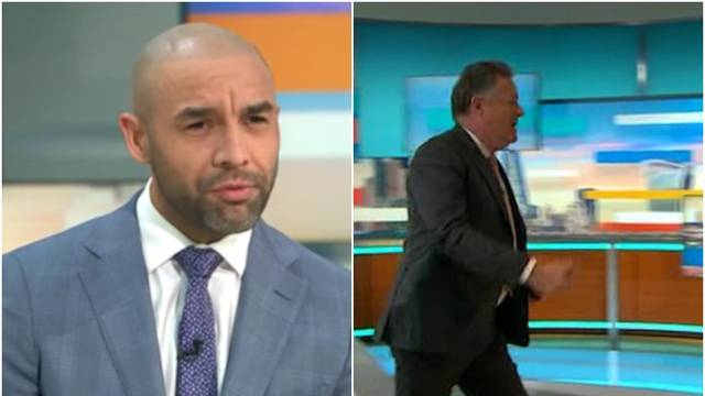 Piers Morgan napravio cirkus u emisiji: Svađao se s voditeljem zbog Markle pa izjurio iz studija