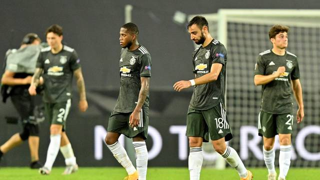 Europa League Semi Final - Sevilla v Manchester United