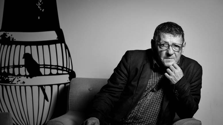 Svetislav Basara ove subote će u HGZ-u govoriti o svom romanu 'Andrićeva lestvica užasa'