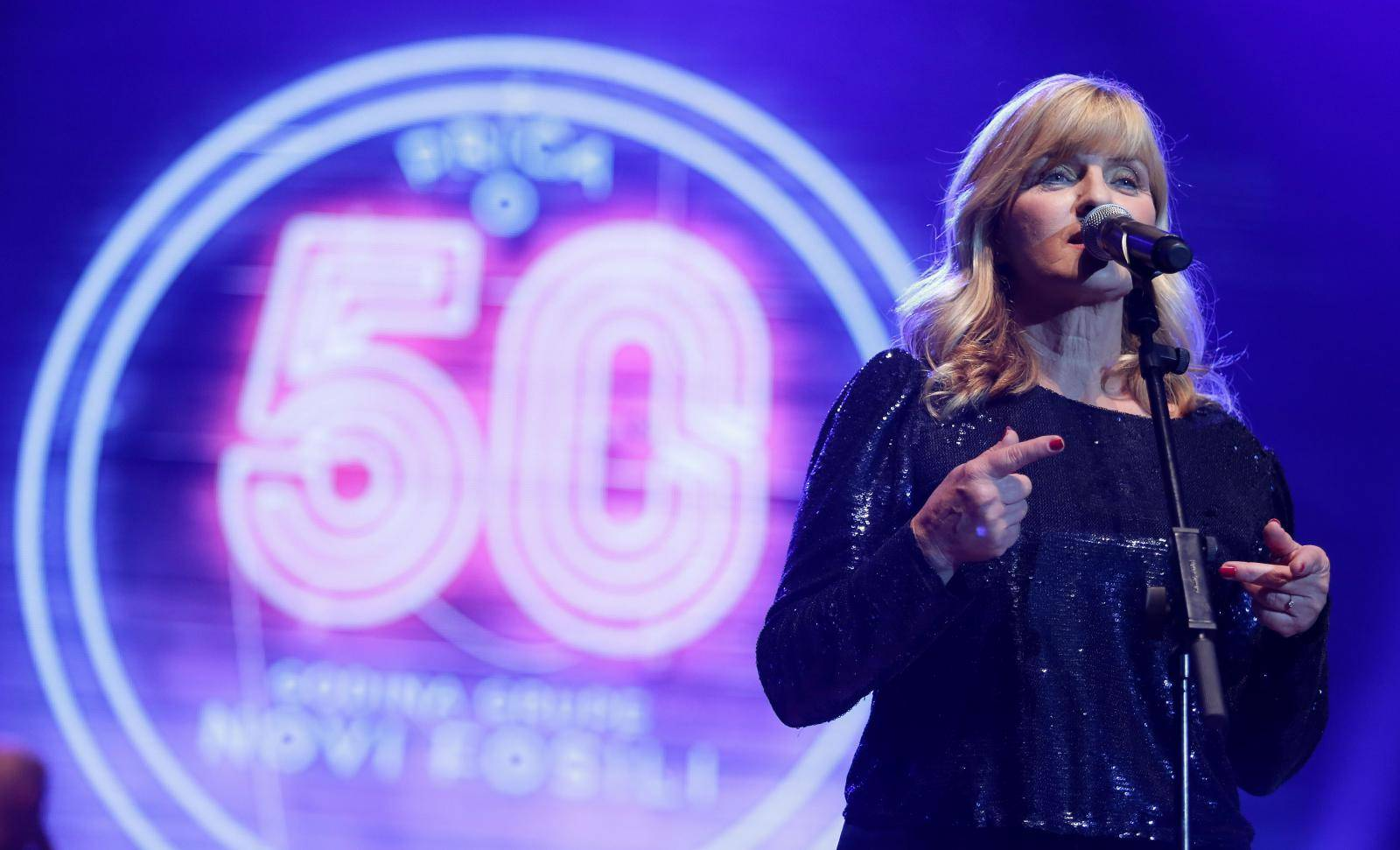 Novi Fosili proslavili 50. obljetnicu koncerom u Lisinskom