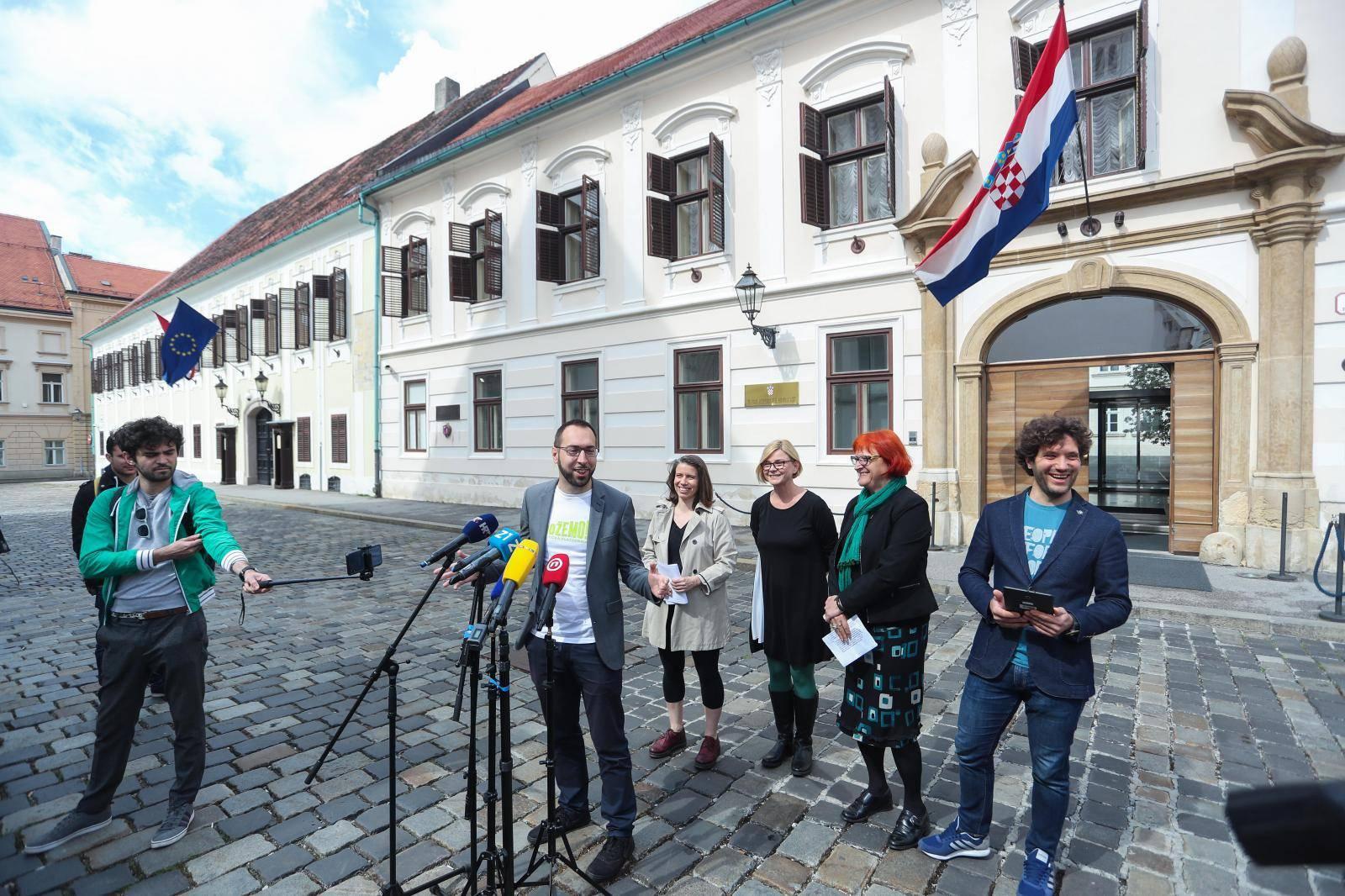 Zagreb: Politička platforma Možemo o ključnim problemima u obnovi Zagreba