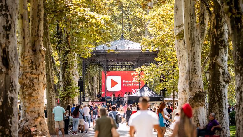 Kaufland organizirao nezaboravni koncert na Zrinjevcu
