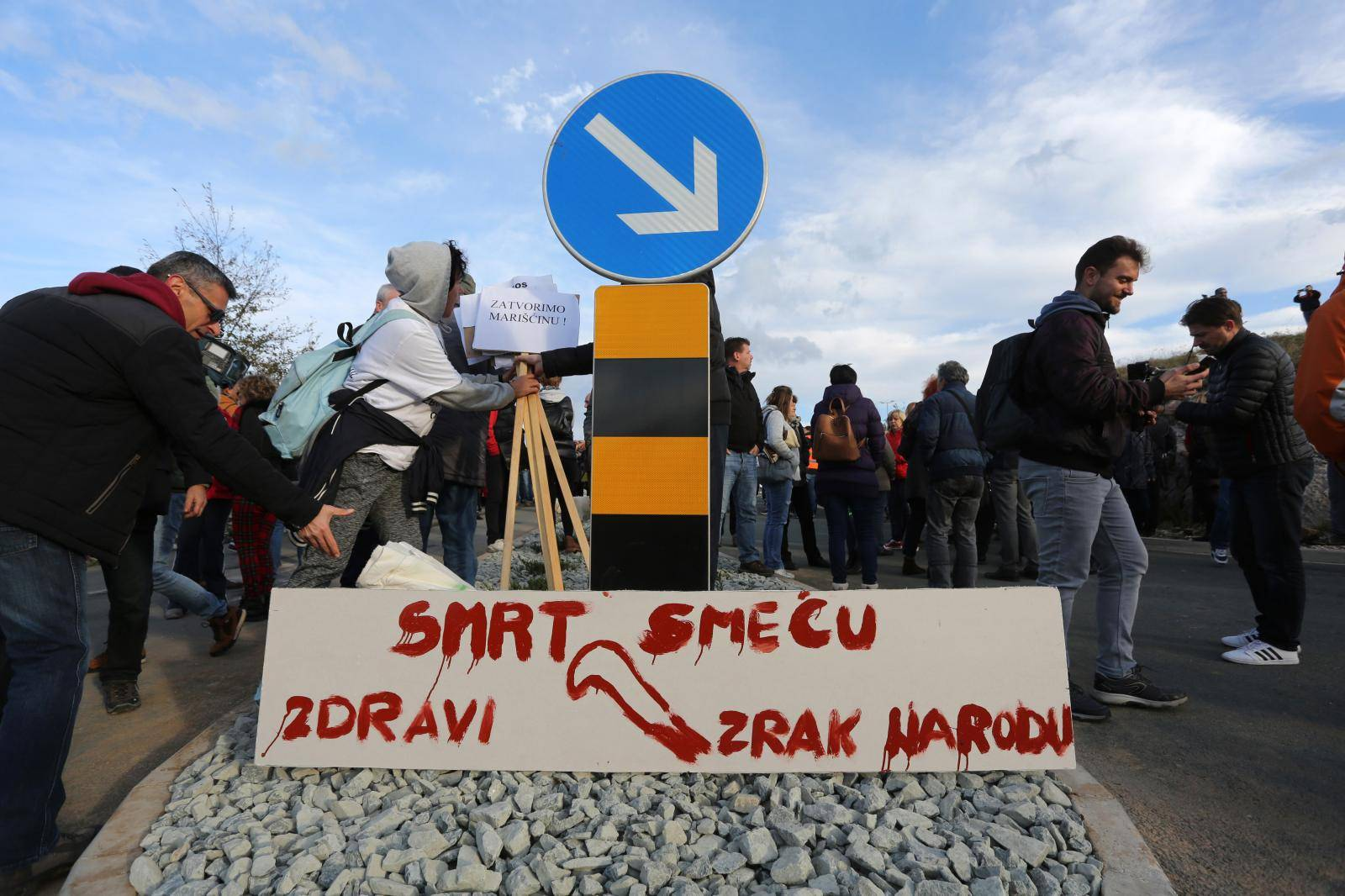 Upravni sud poništio okolišnu dozvolu za centar Marišićna