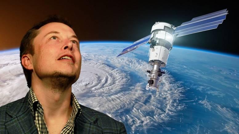 Elon Musk sada kontrolira više od četvrtine aktivnih satelita