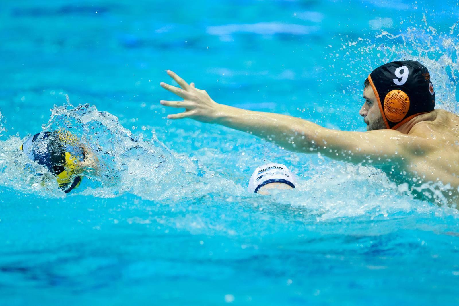 Split: 1. polufinalna utakmica Kupa Hrvatske, HAVK Mladost - VK Solaris