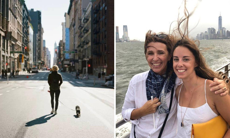 S kćeri je u Hrvatskoj potražila spas: 'Pobjegla sam iz SAD-a zbog korone, tamo je strava...'