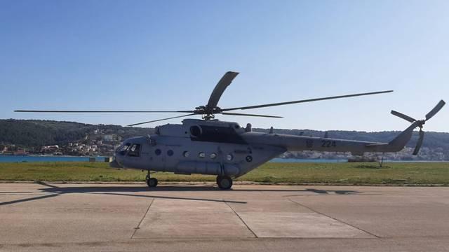 Dva specijalizirana helikoptera prevozit će oboljele od korone