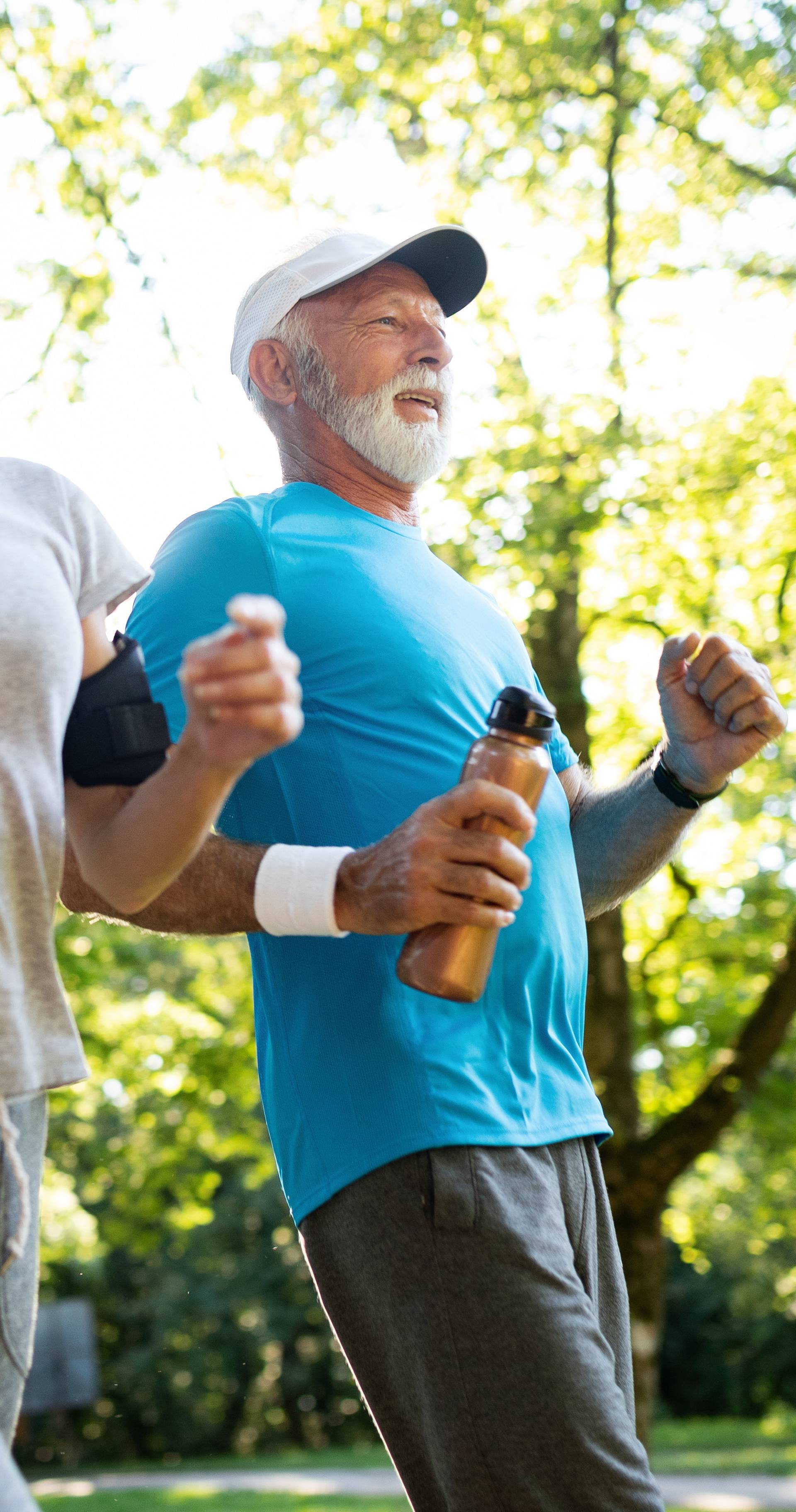 Preporuka liječnika: Pet setova vježbi za sve one starije od 50