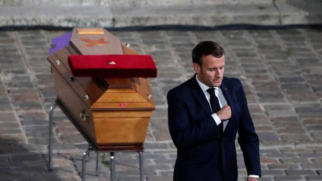 National tribute to beheaded French teacher Samuel Paty