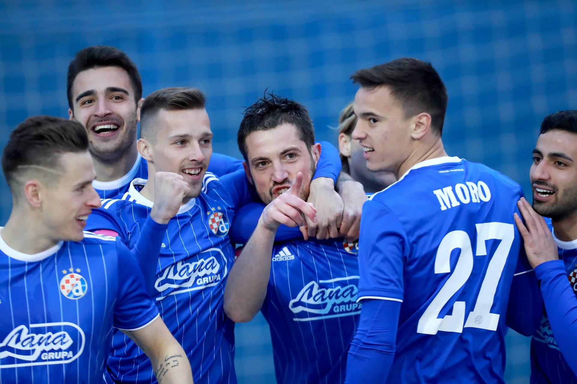 Dinamo - Rijeka