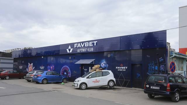 Vinkovci: Pokušaj pljačke u automat klubu Favbet
