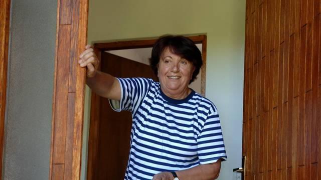 Svjetska rekorderka Vera Nikolic u Ozegovcima kod Pakraca