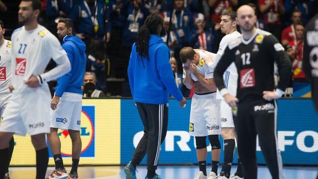 La France éliminée dès le premier tour du championnat d'Europe de handball en Norvège
