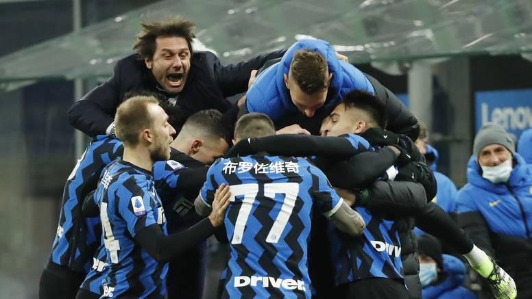 Broz i Perišić ispred Mandže i Rebića: Inter je na vrhu Serie A!