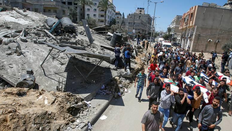 Prekid vatre Hamasa i Izraela zasad poštuju obje strane