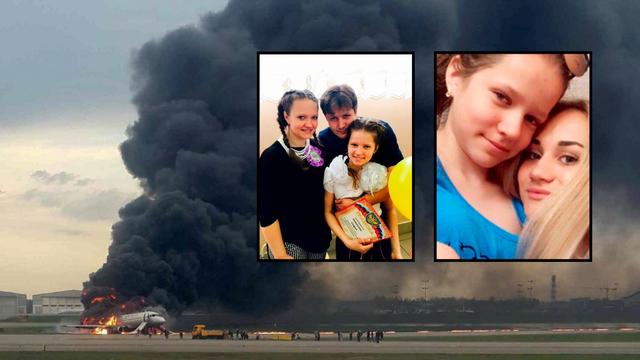 Sofija poginula u padu aviona, a sestrična u školskoj pucnjavi