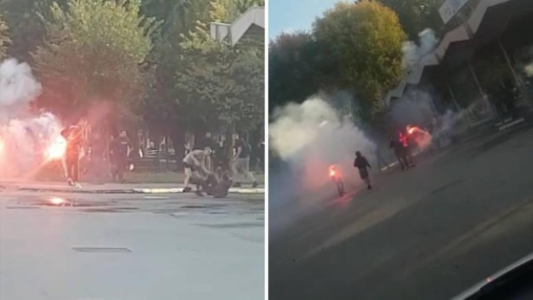 Huligani u Županji tukli se i na kolodvoru: Užas, pa tu je blizu škola, djeca hodaju tim putem