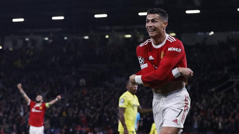 Ronaldo: Kakva divna noć za mene. Ma znao sam da ću zabiti