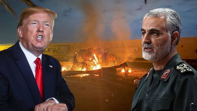 Na rubu rata: Ovo je general čije je ubojstvo naredio Trump