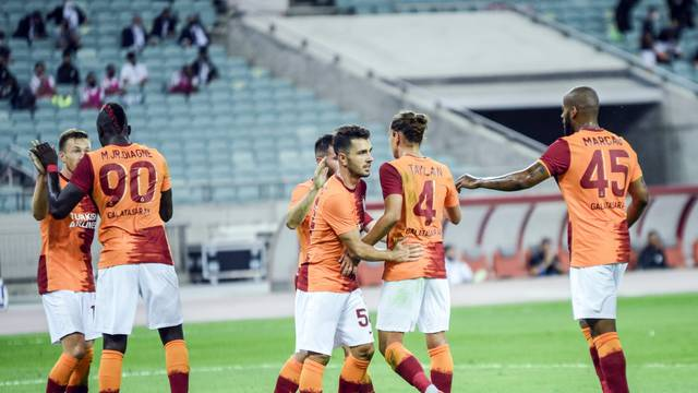 (SP)AZERBAIJAN-BAKU-FOOTBALL-EUROPA LEAGUE-QUALIFYING