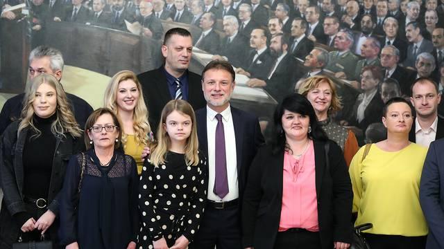 Jandroković: 'Vi zaslužujete poštovanje cijele naše zemlje'