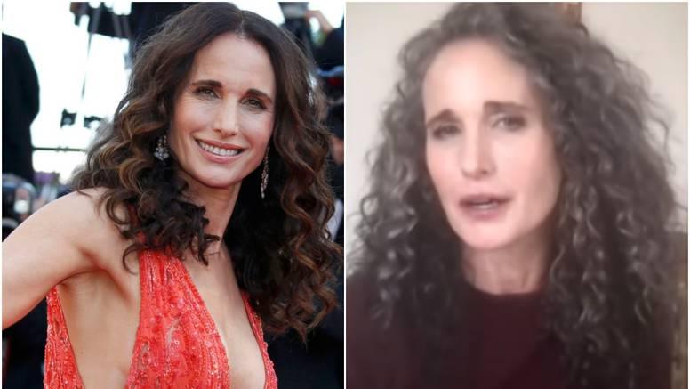 Glumica (62) više ne farba kosu: Nisam se zapustila, sviđa mi se