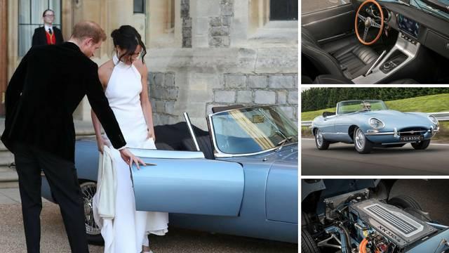 Jaguar za vjenčanje: Kako su u Rimcu preradili legendarni auto