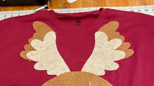Njezin božićni džemper je ukrao svu pozornost društvenih mreža