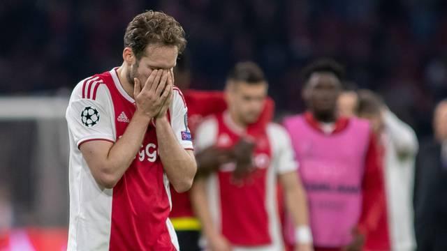 NED, UEFA CL, Ajax Amsterdam vs Tottenham Hotspur