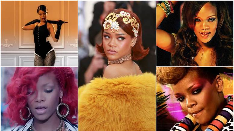 Karijeru je počela sa 16 godina, pjevala je, glumila i dizajnirala odjeću, a sada je milijarderka