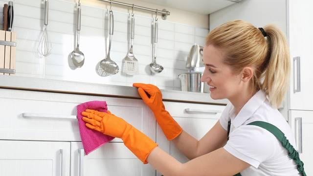 Pet dizajnerskih izbora koji čine vaš dom puno lakšim za čišćenje
