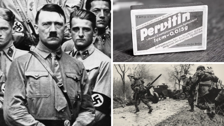'Narko' Hitler: Nacisti su drogu stavljali čak i u dječje slatkiše