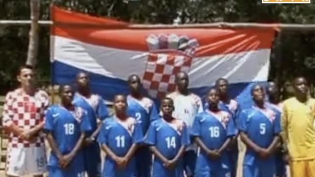 Afrički vatreni: 'Srce vatreno' pjevali nogometaši iz Tanzanije