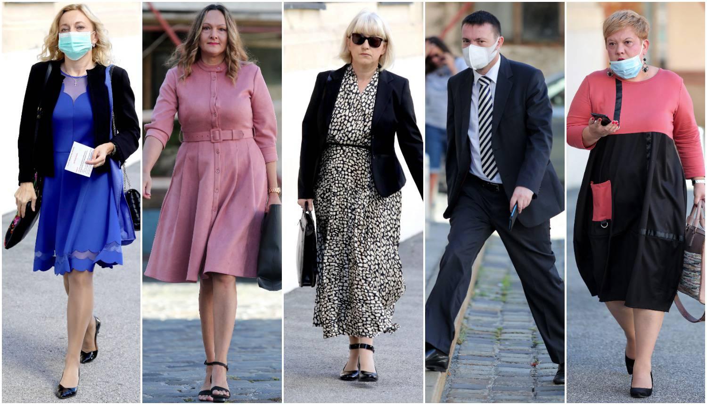 Catwalk pred Saborom: Tko je prošao, a tko pao modni test?