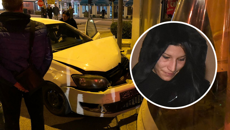 Autom uletjela u kafić, vozačku je dobila tek prije mjesec dana