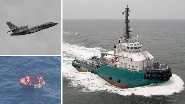 'U željama i nadi s obiteljima iščekujemo pronalazak posade'