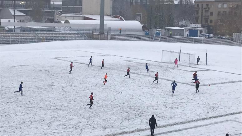 Zimske radosti u Kranjčevićevoj: Karrica izdominirao Međimurce