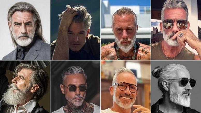 Ovi muškarci su kao dobro vino, što su stariji to bolje izgledaju