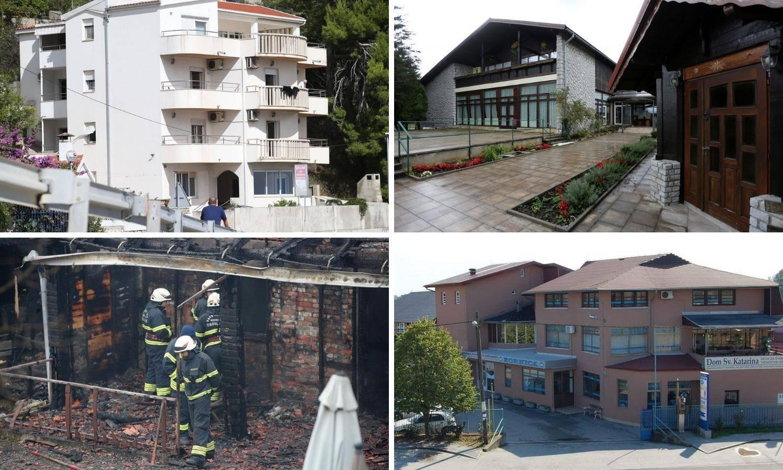 Proboj virusa, ilegalni domovi, požari: Deset mrtvih u par dana