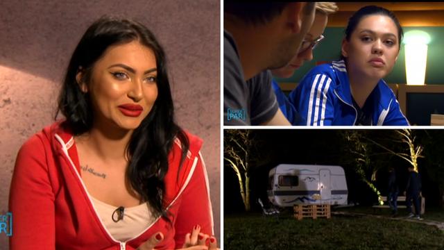 Hana 'zakuhala' situaciju: Jana i Miro spavali su u kamp kućici
