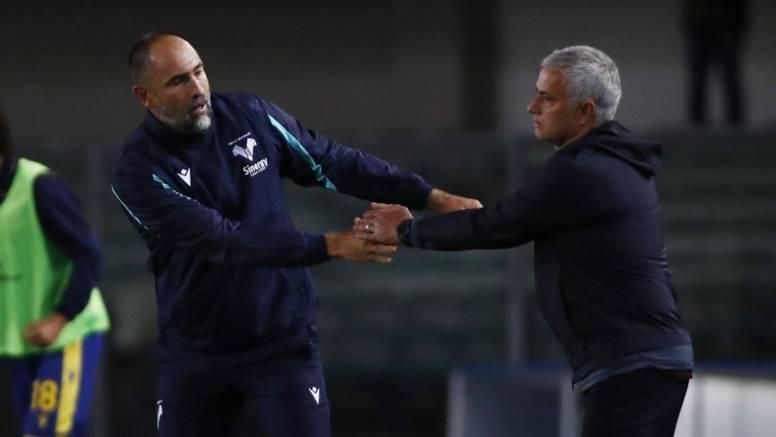 'Treći sam trener Verone u par mjeseci. Trebat će mi vremena'