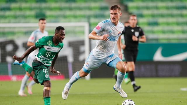 Champions League - Third Qualifying Round - Ferencvaros v GNK Dinamo Zagreb